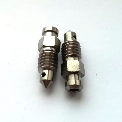 2gm!! CBR600 Titanium bleed screw Light//Corrosion proof//strong