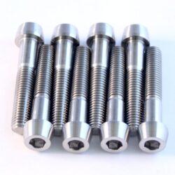 tokico titanium caliper bolt set