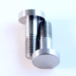 TItanium CBR900 sprocket bolt