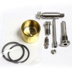 VFR400 TITANIUM Nissin caliper bolt set 90107-KV3-701 Part